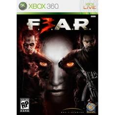 Foto Jogo Fear 3 Xbox 360 Warner Bros
