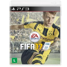 Foto Jogo Fifa 17 PlayStation 3 EA