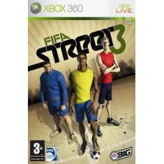 Foto Jogo Fifa Street 3 Xbox 360 EA