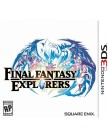 Jogo Final Fantasy Explorers Square Enix Nintendo 3DS