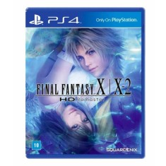 Foto Jogo Final Fantasy X/X2 HD Remaster PS4 Square Enix