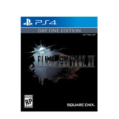 Foto Jogo Final Fantasy XV PS4 Square Enix
