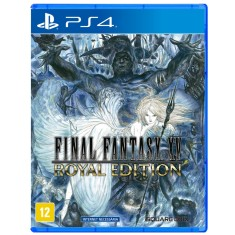 Foto Jogo Final Fantasy XV Royal Edition PS4 Square Enix