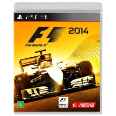 Foto Jogo Formula 1 2014 PlayStation 3 Codemasters