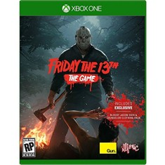 Foto Jogo Friday the 13th The Game Xbox One Gun Media
