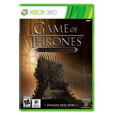 Foto Jogo Game of Thrones: A Telltale Games Series Xbox 360 Telltale