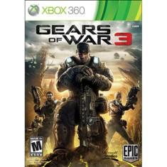 Foto Jogo Gears of War 3 Xbox 360 Microsoft
