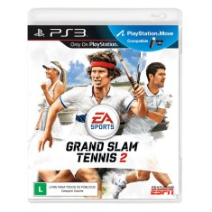 Foto Jogo Gran Slam Tennis 2 PlayStation 3 EA