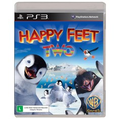 Foto Jogo Happy Feet 2 PlayStation 3 Warner Bros