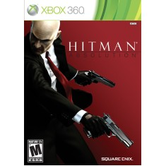 Foto Jogo Hitman: Absolution Xbox 360 Square Enix