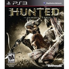 Foto Jogo Hunted: The Demon's Forge PlayStation 3 Bethesda