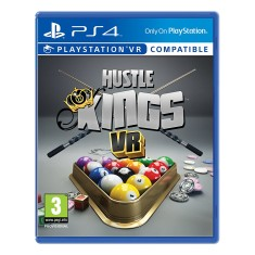 Foto Jogo Hustle Kings VR PS4 Sony
