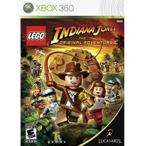 Foto Jogo Indiana Jones The Original Adventures Xbox 360 LucasArts