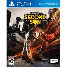 Foto Jogo Infamous Second Son PS4 Sucker Punch