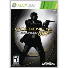 Foto Jogo James Bond: Goldeneye 007 Reloaded Xbox 360 Activision