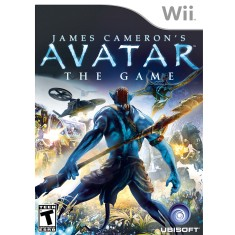 Foto Jogo James Cameron's Avatar: The Game Wii Ubisoft