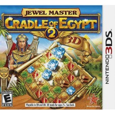 Foto Jogo Jewel Master: Cradle of Egypt 2 Rising Star Games Nintendo 3DS