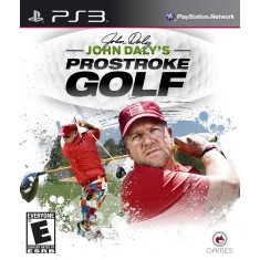 Foto Jogo John Daly's ProStroke Golf PlayStation 3 O-Games