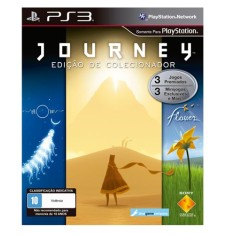 Foto Jogo Journey PlayStation 3 Sony