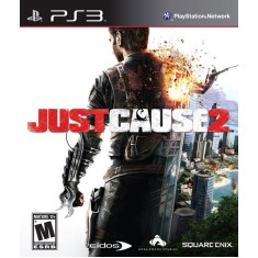 Foto Jogo Just Cause 2 PlayStation 3 Square Enix
