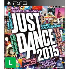Foto Jogo Just Dance 2015 PlayStation 3 Ubisoft