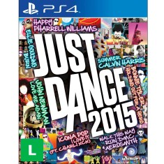 Foto Jogo Just Dance 2015 PS4 Ubisoft