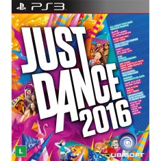 Foto Jogo Just Dance 2016 PlayStation 3 Ubisoft