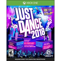Foto Jogo Just Dance 2018 Xbox One Ubisoft