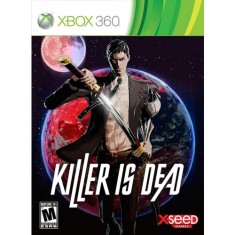 Foto Jogo Killer Is Dead Xbox 360 XSEED