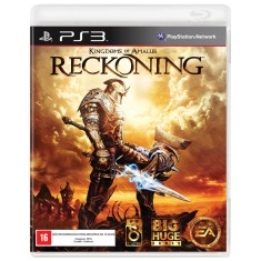 Foto Jogo Kingdoms of Amalur: Reckoning PlayStation 3 EA
