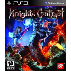 Foto Jogo Knights Contract PlayStation 3 Bandai Namco
