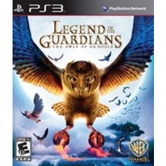 Foto Jogo Legend of the Guardians: The Owls of Ga'Hoole PlayStation 3 Warner Bros