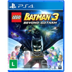 Foto Jogo Lego Batman 3 Beyond Gotham PS4 Warner Bros