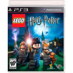 Foto Jogo Lego Harry Potter: 1 a 4 Anos PlayStation 3 Warner Bros