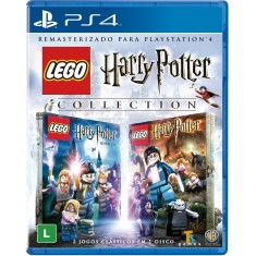 Foto Jogo LEGO Harry Potter Collection PS4 Warner Bros