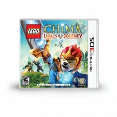 Foto Jogo LEGO Legends of Chima: Laval's Journey Warner Bros Nintendo 3DS