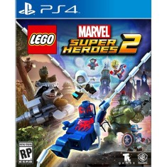 Foto Jogo Lego Marvel Super Heroes 2 PS4 Warner Bros