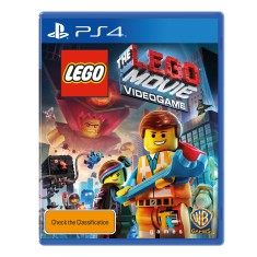 Foto Jogo Lego The Movie PS4 Warner Bros