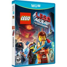 Foto Jogo Lego: The Movie Wii U Warner Bros