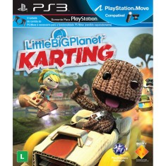 Foto Jogo Little Big Planet Karting PlayStation 3 Sony
