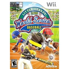 Foto Jogo Little League World Series 2009 Wii Activision