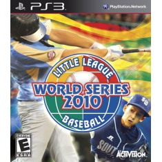 Foto Jogo Little League: World Series 2010 Baseball PlayStation 3 Activision