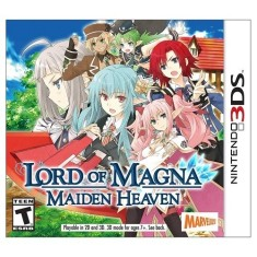 Foto Jogo Lord of Magna: Maiden Heaven Marvelous Interactive Nintendo 3DS