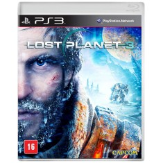 Foto Jogo Lost Planet 3 PlayStation 3 Capcom