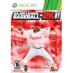 Foto Jogo Major League Baseball 11 Xbox 360 2K
