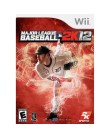 Jogo Major League Baseball 2K12 Wii 2K