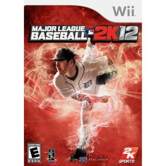 Foto Jogo Major League Baseball 2K12 Wii 2K