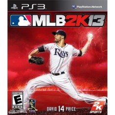 Foto Jogo Major League Baseball 2K13 PlayStation 3 2K