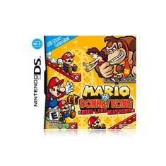 Foto Jogo Mario vs Donkey Kong Mini-Land Mayhem Nintendo DS