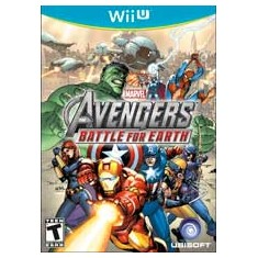 Foto Jogo Marvel Avengers: Battle For Earth Wii U Ubisoft